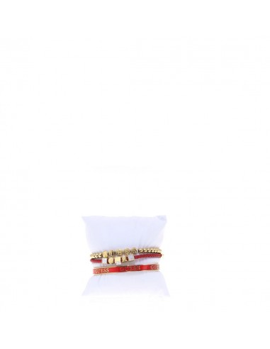GUESS BRACCIALETTO DONNA RED