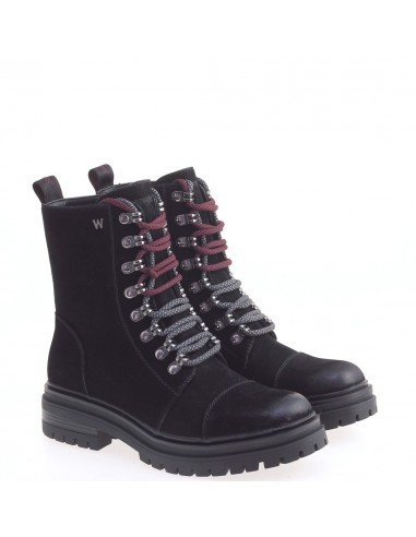 WRANGLER STIVALETTO BLACK