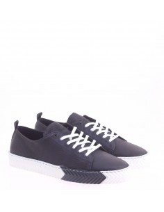 SISLEY SNEAKERS UOMO BLACK