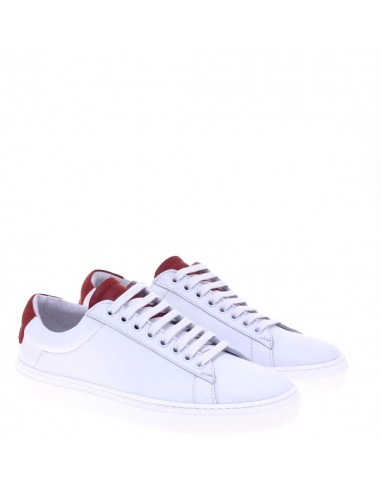 DINO DRAGHI SNEAKERS BIA-ROSSO