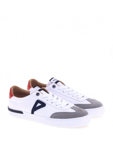PEPE JEANS SNEAKERS UOMO WHITE