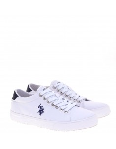 US POLO SNEAKERS WHITE