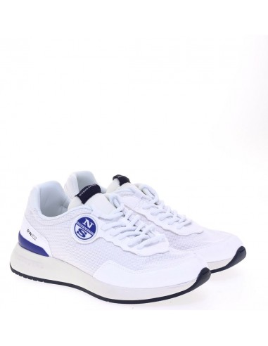 NORTH SAILS SNEAKERS UOMO WHITE