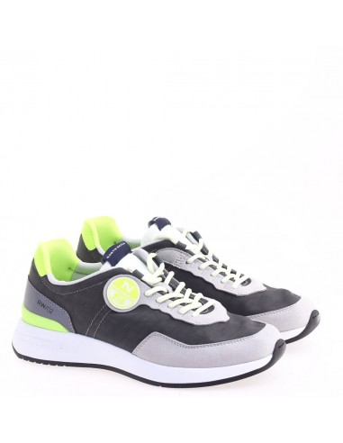 NORTH SAILS SNEAKERS UOMO GREY-LIME