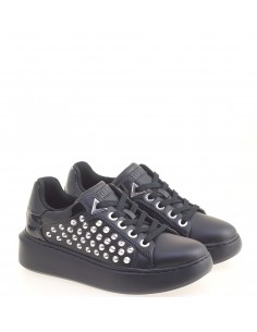 GUESS DONNA SNEAKERS BLACK