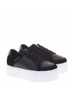 LEVI'S SNEAKERS DONNA BLACK