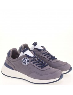 NORTH SAILS SNEAKERS UOMO GREY
