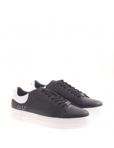 CULT SNEAKERS BLK-WHITE