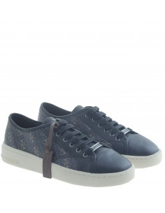 GUESS SNEAKERS BROWN-OCR