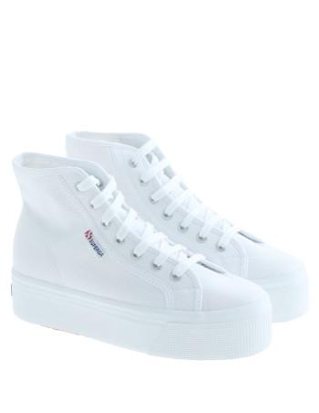 SUPERGA SNEAKERS WHITE