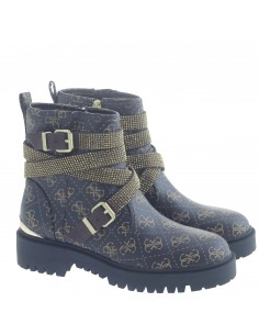 GUESS STIVALETTO DONNA BROWN