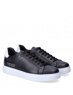 OFF PLAY SNEAKERS BLK-WHITE