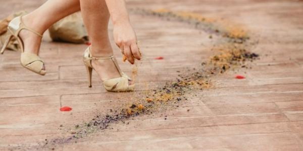 Come abbinare le scarpe color nude